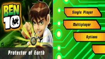 Ben 10 Protector Of Earth Part #1 (Grand Canyon) PC PPSSPP