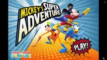 Mickeys Super Adventure - Disney Junior Games - Mickey Mouse Clubhouse 2016
