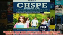 Download PDF  CHSPE Exam Study Guide CHSPE Practice Test Questions and Review for the California High FULL FREE