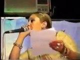 الشابة دليلة تستهزيء بالشابة وردة شارلومانتي - Cheba Dalila Clash Cheba Warda