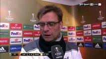 Liverpool vs Augsburg 1 - 0 LFC are saving goals For Man City - Jurgen Klopp Post Match Interview