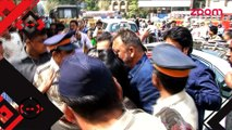 Sanjay Dutt's visit to Siddhivnayak Temple - Bollywood News - #TMT