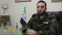 Displaced Syrians wary of proposed ceasefire