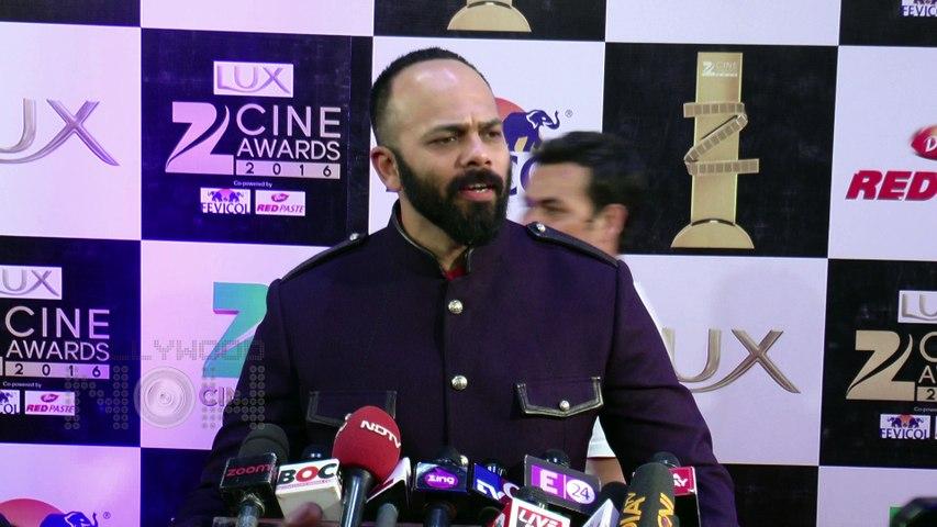 Rohit Shetty HIT ON By Guthi!