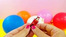 Hello Kitty, des Ballons avec surprise, Disney Jouets, des surgelés, des Jeux pour les enfants - 2016