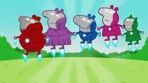 Peppa Pig Iron Man Finger Family Nursery Rhymes Lyrics