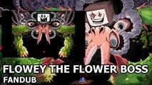 SPOILERS) Flowey the Flower Boss Battle (Undertale DUB