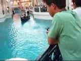 Glimps of Venice in Hotel Venetian, Las Vegas - U S Visit