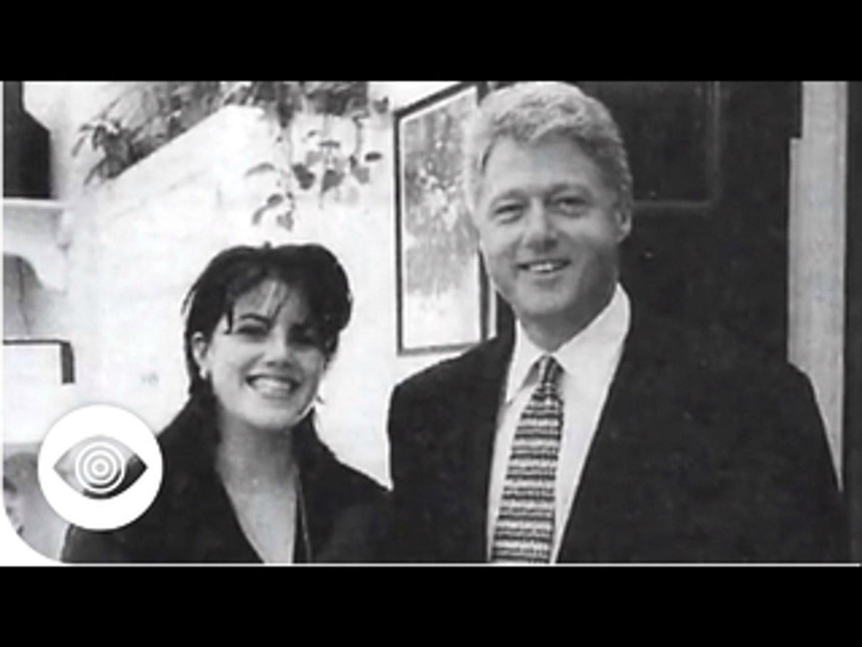 The Clinton-Lewinsky Sex Scandal