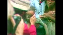 Sisters reunited 30 years after volcano separated them