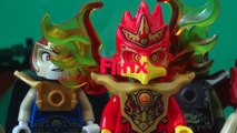 Lego Chima Season 5 (Part 1)The Last Survivor Episode 48 Poseidon's World Part 1