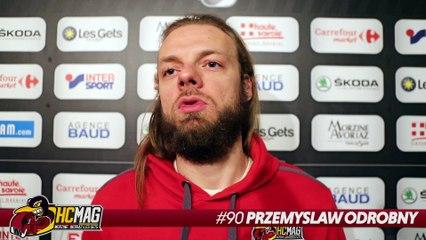 Interview Przemyslaw Odrobny