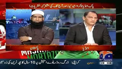 watch Who Will Win Tomorrow Pakistan Or India:- Watch Response Of Indians & Waseem Akram