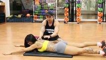 Queima 48 Horas - Treino para o gluteo e treinar bumbum em casa Bumbum duro Exercicios