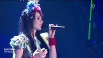 Eurovision Song Contest 2016 Jamie-Lee Kriewitz - Ghost - LIVE National Winner of Unser Lied Für Stockholm 2016 Germany