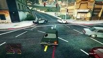 GTA 5 - Epic Police Chase