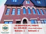 140 BROADVIEW AVE, TORONTO (Queen St E & Broadview Ave)