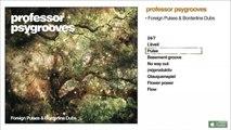Professor Psygrooves - Foreign Pulses & Borderline Dubs #3 Pulse