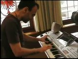 LiveDjFlo - Deliver our souls from evil - Trance LIVE on Keyboard 2009 Synth synthesizer