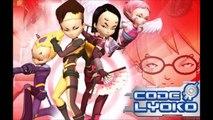 Code lyoko générique de fin code lyoko le film