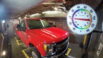 Ford Climate and Road Simulators