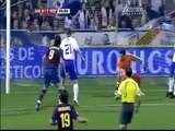 Lionel Messi Hat-Trick vs Zaragoza. Messis Impossible goals. English Commentary
