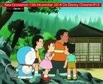 New Doraemon 13th November 2014 On Disney Channel Pt 9