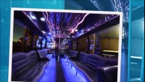 Party Bus Toronto - Luxury Limo Bus Rental in the GTA