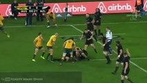 All Blacks vs Australia Highlights Bledisloe Cup Eden Park 2015 HD