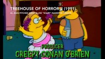 10 Things You Didnt Know About The Simpsons Halloween Specials