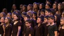"Teaser Bonus - ""Thriller"" M. Jackson / chorale du Collège REVERDY (Sablé sur Sarthe - Marc Leroy)"
