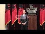 Report TV - Dy ministrat e rinj Ahmetaj e Milva Ekonomi betohen në Presidencë