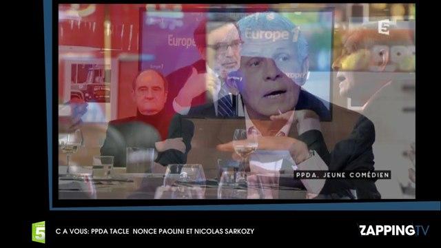 """C à vous – Patrick Poivre d'Arvor : """"mon éviction était politique"""" (vidéo)"""