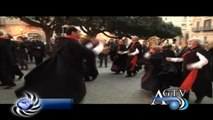 Inizia il terzo week end della 71a edizione della Sagra del Mandorlo in fiore News Agtv