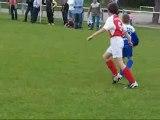 FC BUHL : Action de Nicolas et Quentin