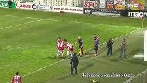 Julien Toudic Goal HD - AC Ajaccio 2-1 Nancy - 26-02-2016