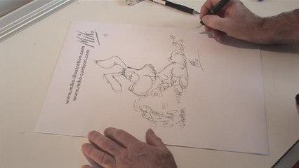 How To Create A Cartoon Rabbit