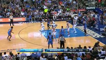 Kevin Durant Full Highlights 2016.02.24 at Mavericks - 24 Pts, 8 Rebs, 6 Assists