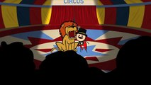 Circus Trick - Cyanide & Happiness Shorts