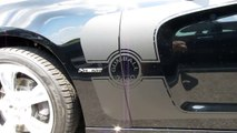 2011 Dodge Charger R/T HEMI Emblem and Gumball 3000 Racing Stripes Part 4