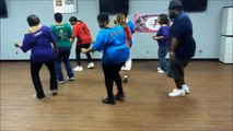 GET IT POPPIN LINE DANCE - INSTRUCTIONS