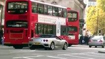 Car Spotting London  Crazy Porsche