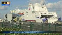 Calais : des migrants trouvent refuge dans d'autres ports