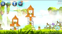 Angry Birds STAR WARS II Clay Models (Round 6) - Obi Wan Kenobi Bird, Jango Fett Pig, Mace Windu