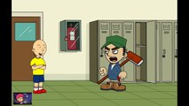 Caillou Seeks Revenge and Gets Grounded