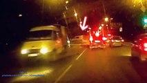 La chance Russes Compilation de près les accidents de voiture et proche des accidents par Ç : - 2016