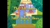 Apprends langlais avec Petit Ours Brun - Little Brown Bear goes on vacation