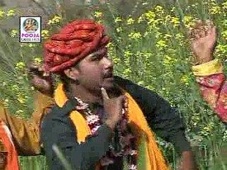 Radhe Nakhrali // Latest Rajasthani Krishna Bhajan // 2016 // Panghat Par Ekli #Bhajan