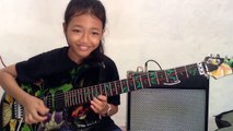 Canon Rock by-Jerry C cover-Ayu gusfanz 10 years Old from Indonesia