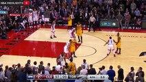 LeBron James Airballs the Game-Winner